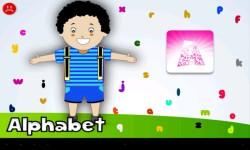 Learn the Alphabet Basic screenshot 1/5