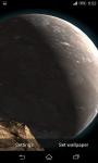 Planet Scape 3D Live Wallpaper  screenshot 2/5