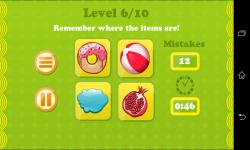 Attention Test For Kids screenshot 6/6