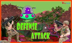 Defense Attack screenshot 1/4