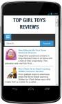 Top Girl Toys Reviews screenshot 1/4