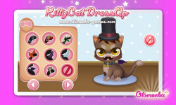 Kitty Cat Pet Dress Up Baby meow screenshot 2/4