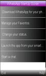 Getting Started With WhatsApp screenshot 1/1