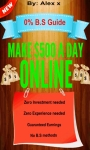 The Easy Make Money  Online Guide  screenshot 1/3