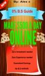 The Easy Make Money  Online Guide  screenshot 3/3
