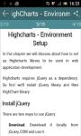 Learn Highcharts screenshot 3/3