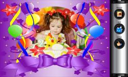 Birthday Photo Frames Free screenshot 3/6