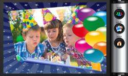 Birthday Photo Frames Free screenshot 4/6