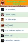 Favourite Christmas Movies screenshot 2/3