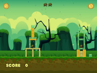 Flying Monsters And Shelters screenshot 5/6