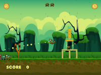 Flying Monsters And Shelters screenshot 6/6