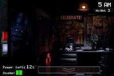 Five Nights at Freddys active screenshot 1/6