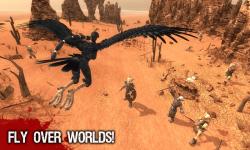 Half Woman Half Eagle 3D screenshot 1/5