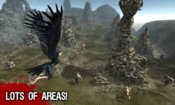Half Woman Half Eagle 3D screenshot 5/5