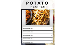 Potato Recipes 2 screenshot 1/3