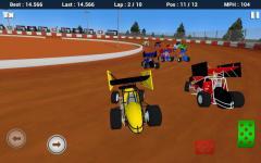 Dirt Racing Mobile 3D exclusive screenshot 1/6