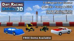 Dirt Racing Mobile 3D exclusive screenshot 3/6