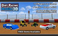 Dirt Racing Mobile 3D exclusive screenshot 5/6