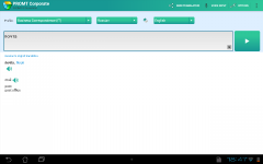 PROMT Ubersetzer select screenshot 1/6
