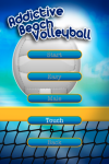 Addictive Beach Volleyball screenshot 1/5