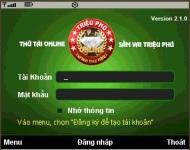 Hot-Trieu phu online  screenshot 1/6