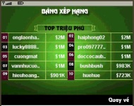 Hot-Trieu phu online  screenshot 6/6