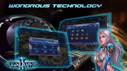 Galaxy Online 2 HD (Tablet) screenshot 3/5