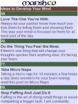 101 Ideas to Develop Your Mind screenshot 2/2