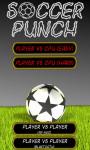 Soccer Punch screenshot 1/3