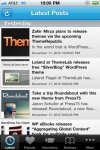 WPCandy WordPress News screenshot 1/1