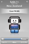 Radio New Zealand Lite by Tunin.FM screenshot 1/1