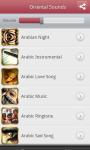 Oriental Sounds screenshot 2/4