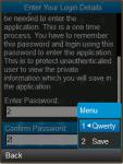 Secured Password Bank screenshot 1/4