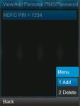 Secured Password Bank screenshot 4/4