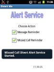 RemindMeDivert Beta screenshot 3/5