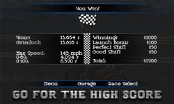Drag Racing Sportbike Story - Cruise the Strip screenshot 4/4