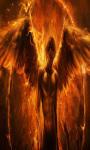 Fire Angel Live Wallpaper Free screenshot 3/4