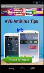 AVG Antivirus Tips screenshot 2/2