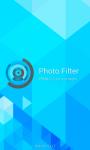 Photo Filter Camera screenshot 1/5