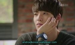 Kim Woo Bin Cool Wallpaper screenshot 1/6