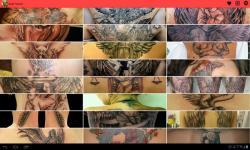 Angel Tattoos by lalandapps screenshot 1/3
