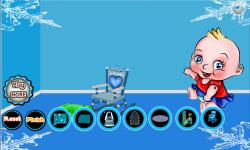 Frozen Princess Baby Room Games screenshot 2/4