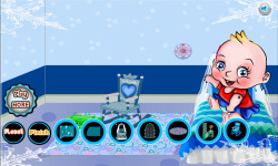 Frozen Princess Baby Room Games screenshot 3/4