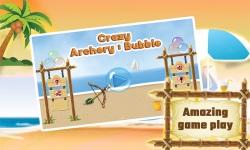 Crazy Archery : Bubble screenshot 1/6