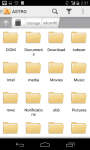 ASTRO File Manager and Cloud screenshot 1/5
