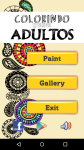 Coloring for Adults screenshot 1/6