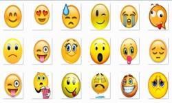 Emoticons Onet Classic Game screenshot 1/2