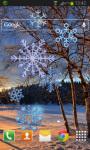 Sunset Winter Live Wallpaper screenshot 2/2