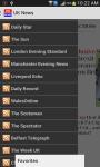UK News Zone screenshot 1/6
