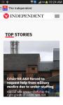 UK News Zone screenshot 3/6